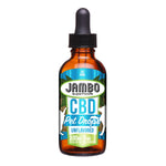 Jambo - Pet Drops - Unflavored (300mg CBD)