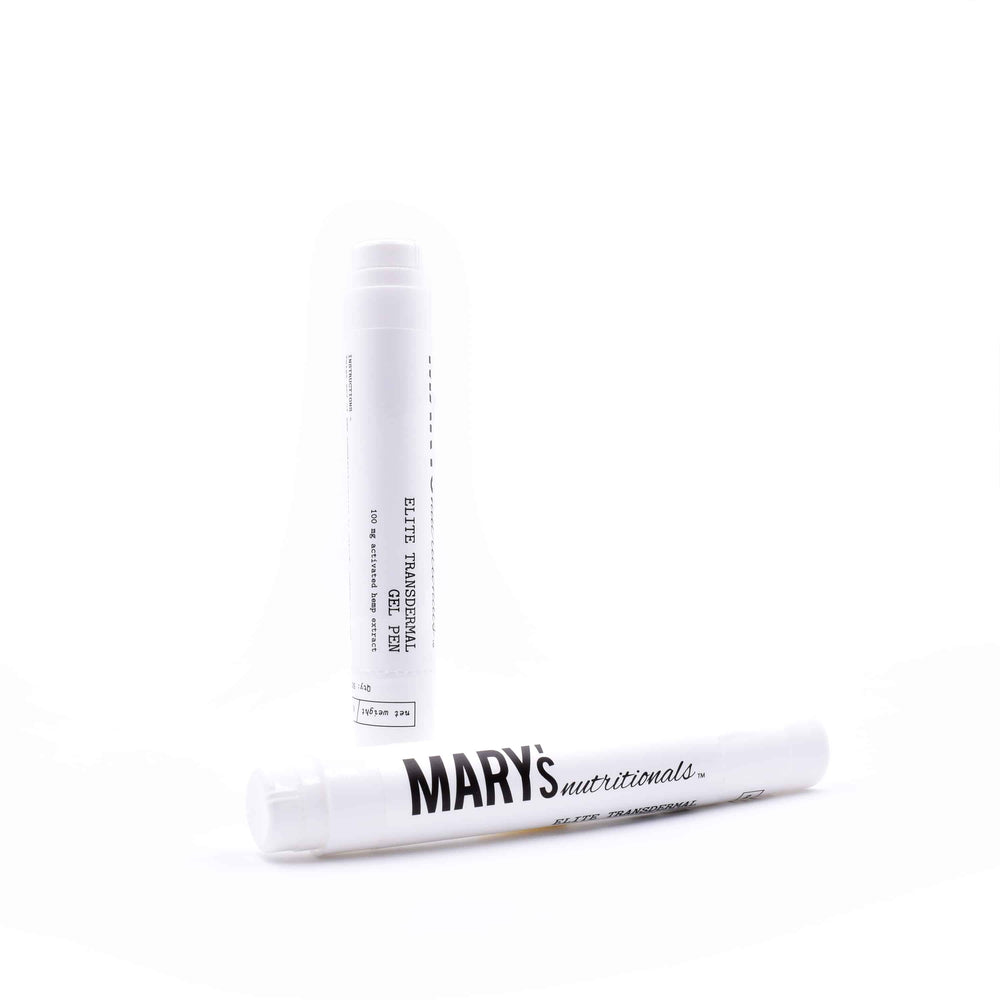 Mary's - Elite Transdermal Gel Pen (100mg CBD)