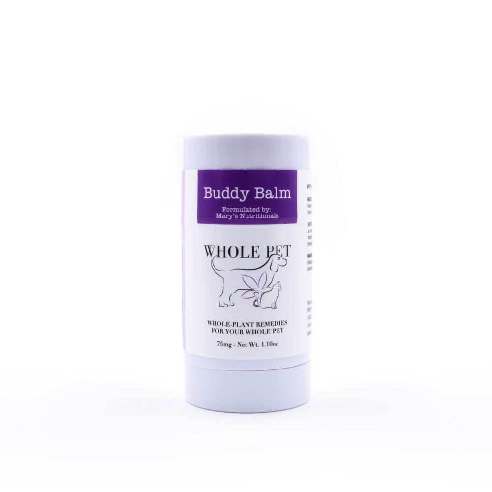 Whole Pet - Buddy Balm (75mg CBD) - Whole Pet - The CBD Market - Buy CBD Online