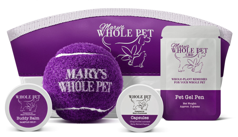 Whole Pet - Sampler Pack - The CBD Market