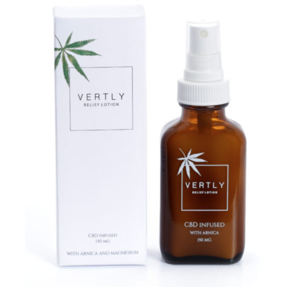 VERTLY - Relief Lotion (150mg CBD) - The CBD Market
