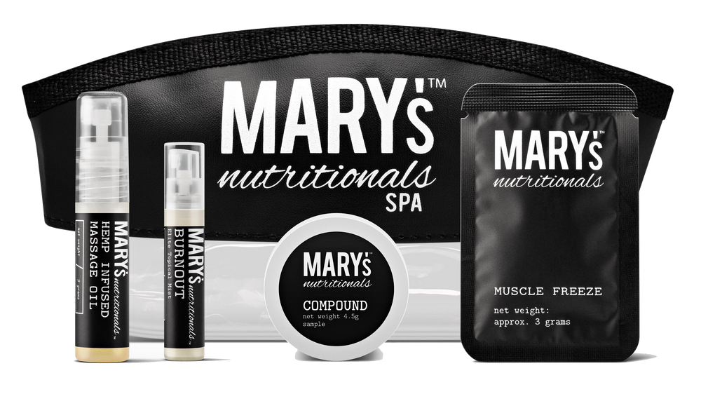 Mary's - Spa Sampler