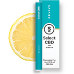 Select - Revive Vape Pen - Lemon (250mg CBD)