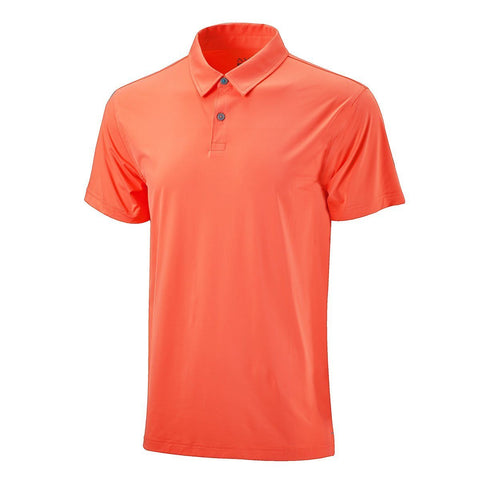 Boardwalk Polo Shirt - Camelia