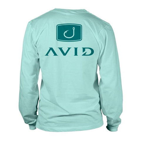 Classic Pocket Long Sleeve - Seafoam