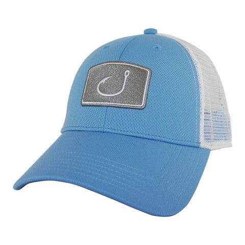 Iconic Fishing Trucker Hat -(Carolina)
