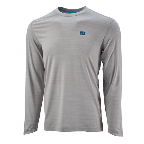 Pacifico Performance Long Sleeve (50+ UPF) - Griffen Grey