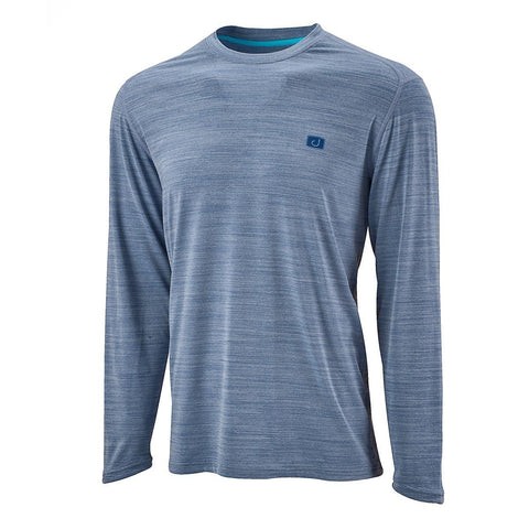 Pacifico Performance Long Sleeve (50+ UPF) - Navy
