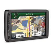 GPS navigation Garmin rental motorcyle Cannes Nice France