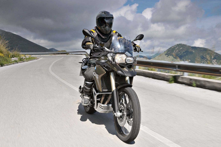 Bmw F800 Gs Motorcycles For Hire At Nice Airport France