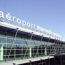 Marseille Airport France rental motorcycle