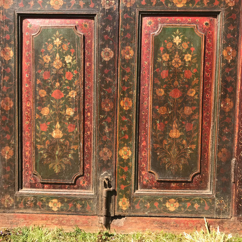Detail of Bikaner Doors