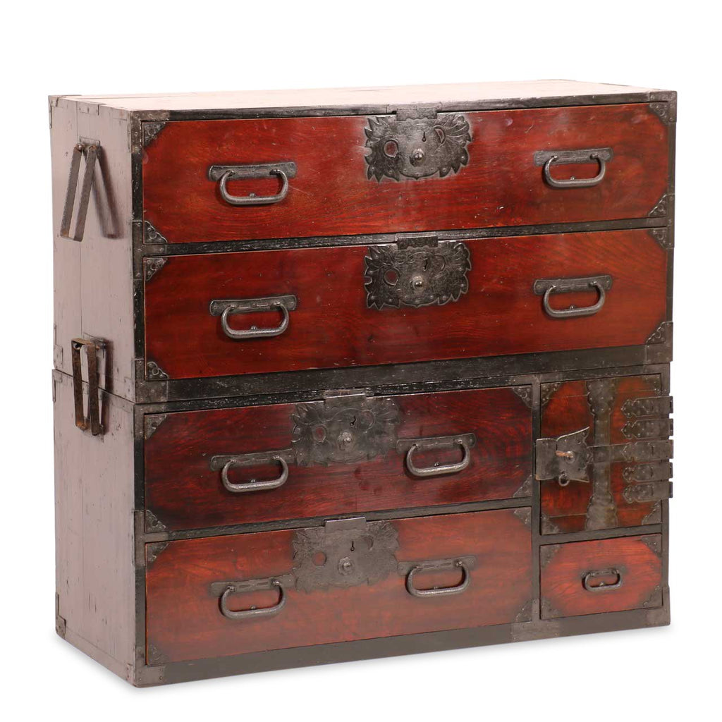 Japanese Isho-Dansu Chest of Drawers - Late 19thC