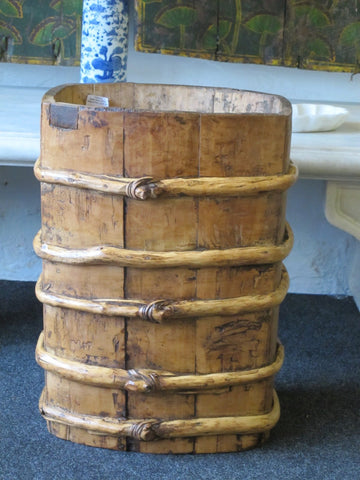 Tibetan Butter Churn - Willow & Pine