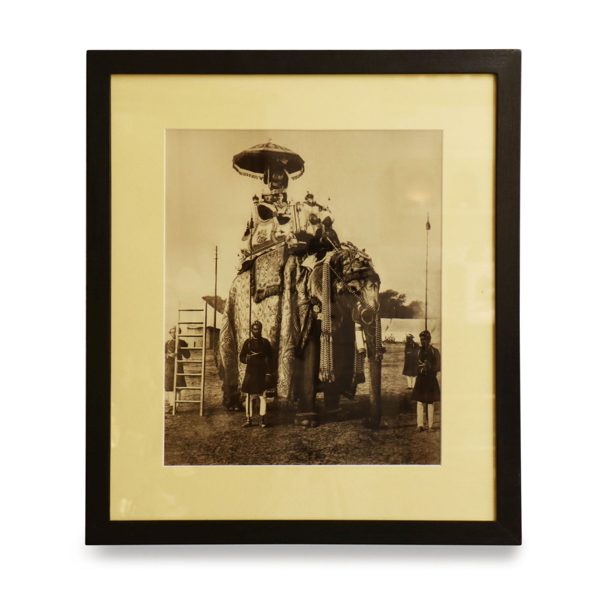 Photograph of Colonial India | Indigo Oriental Antiques