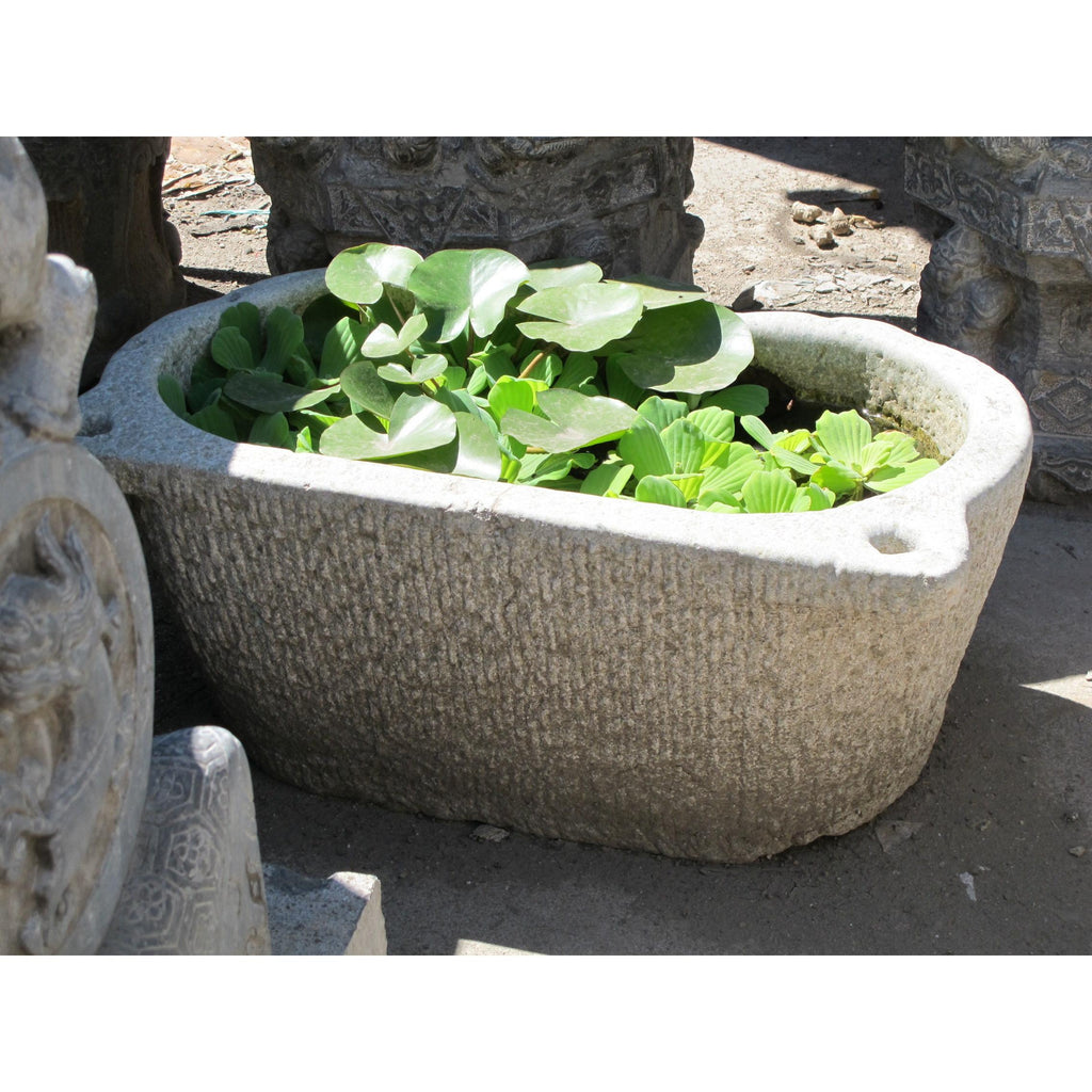 Stone Water Trough from China - Ca 19thC