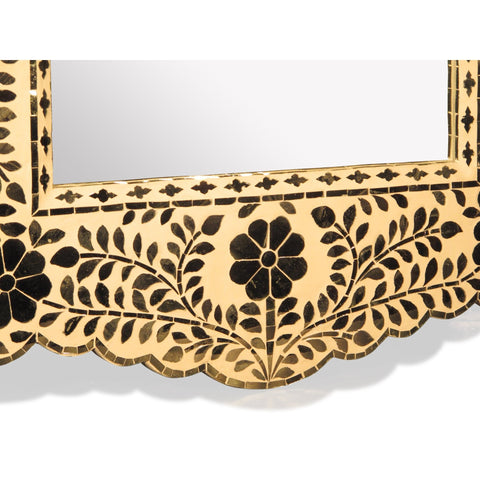 Thikri Work Mirror from Udaipur
