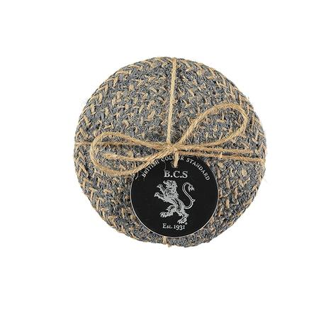 Woven Jute Coasters (Set of 4)