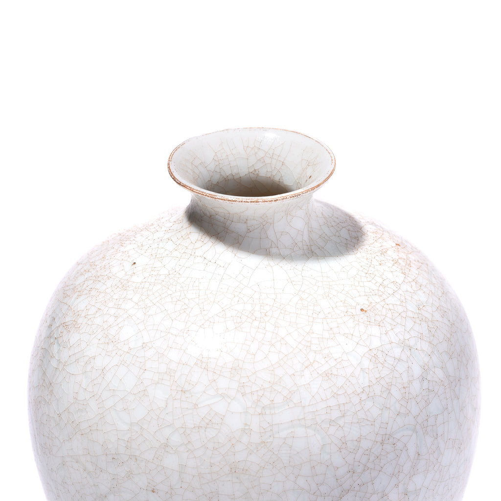 Celadon Glazed Meiping Vase - Song Dynasty Style