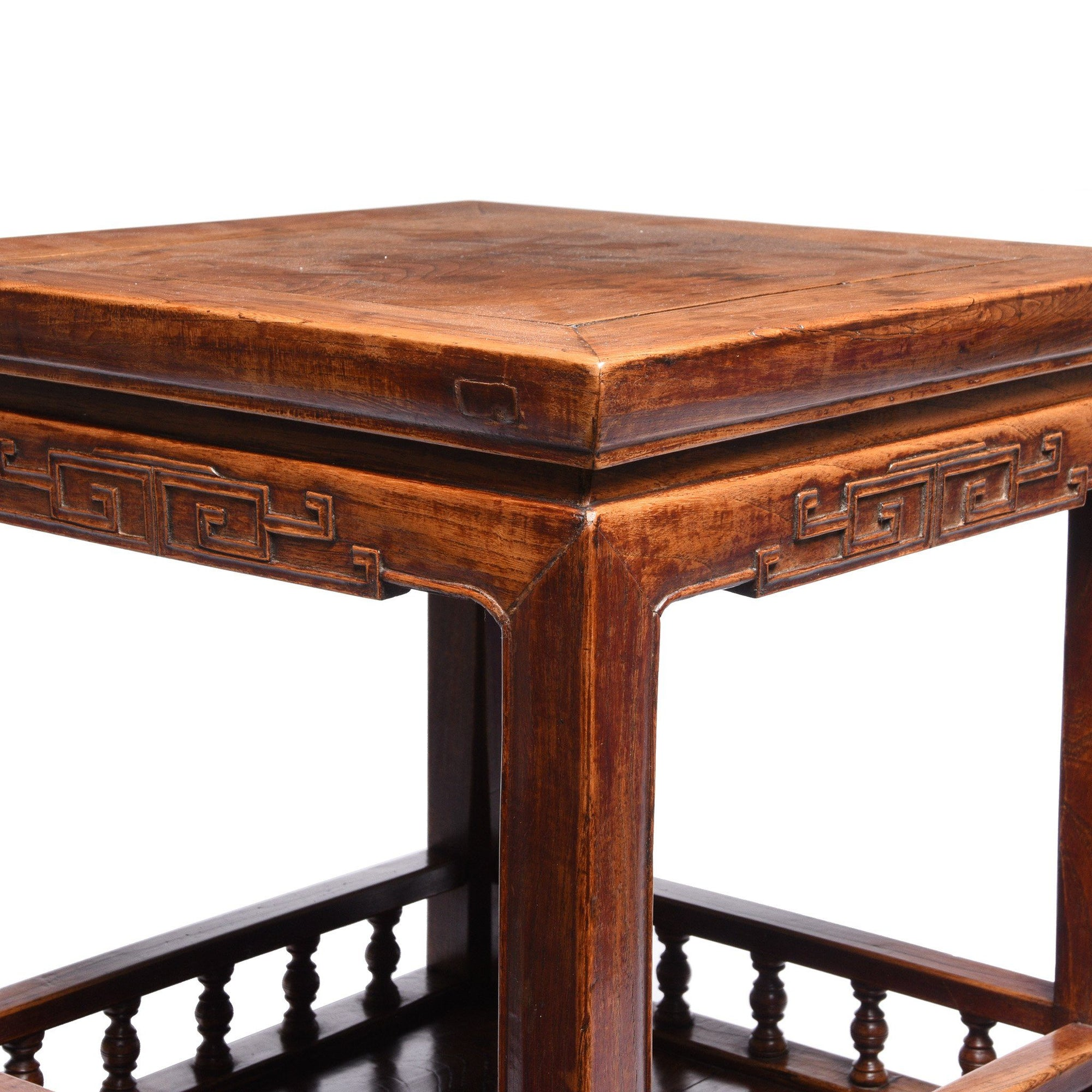 Chinese Flower Stand Occasional Table From Jiangsu - 19thC | Indigo Antiques