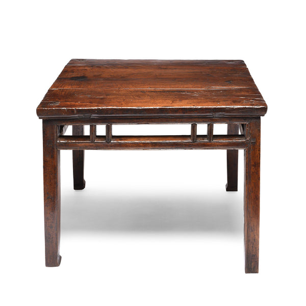 Walnut Side Table From Shanxi - Early 20thC
