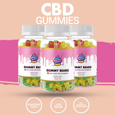 Save on CBD Topicals and best quality CBD Gummies from Sugar & Kush CBD! Read the best CBD Reviews from Sugar and Kush!