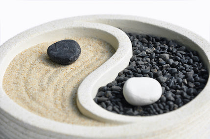 Ancient Chinese medicine used medicinal hemp to bring people in balance with the yin and the yang.