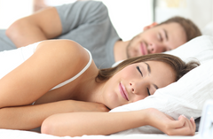 One of the biggest keys to living a healthy lifestyle is getting a good night's sleep.