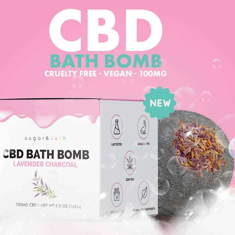 Relax with our soothing CBD Bath Bombs Online from Sugar & Kush cbd. Buy top-rated unflavored hemp oil with Sugar & Kush discounts.