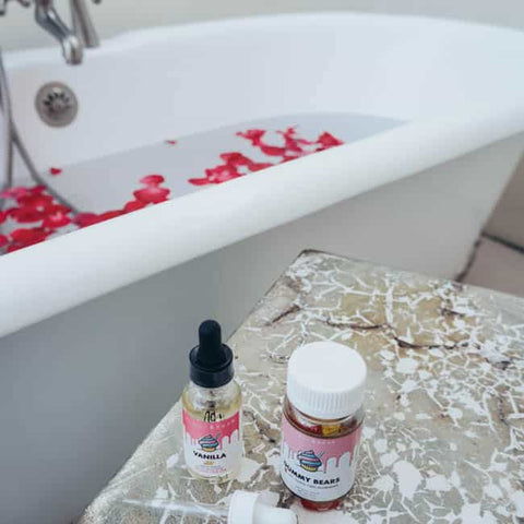 Save on CBD Topicals and CBD bath bombs from Sugar & Kush CBD! Get an Instant Coupon Code for Sugar and Kush CBD by signing up for email offers!