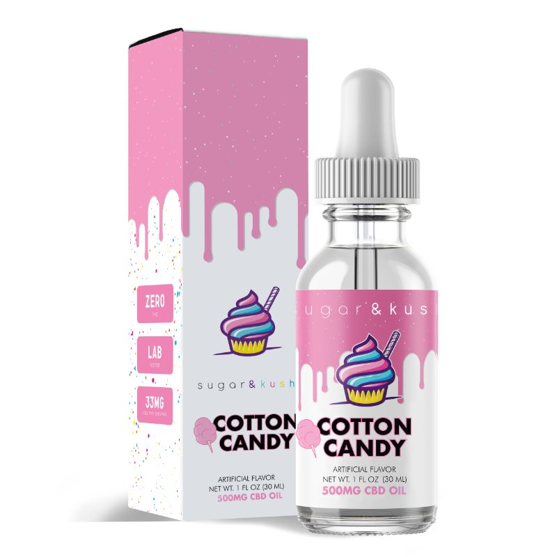 Sale on top rated Cotton Candy CBD Oil and CBD Oil from Sugar & Kush cbd. Save on our cotton candy cbd oil with Sugar and Kush discounts.