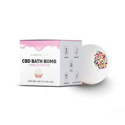 Save on CBD Topicals and vanilla CBD bath bomb from Sugarandkush CBD! Find your CBD Promotion Code on our YouTube Channel!