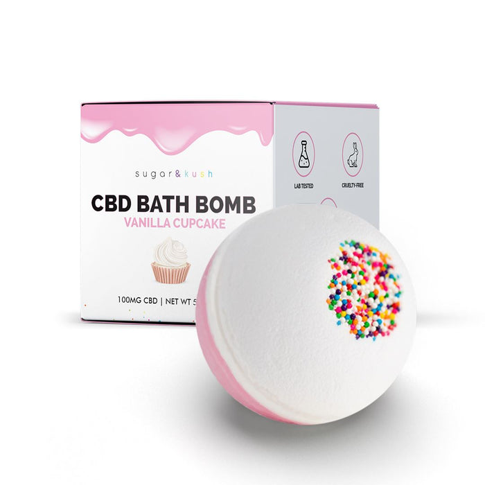Relax with top rated CBD Bath Bombs and Hemp Bath Bombs from Sugar & Kush cbd. Be Stress-free cbd sugar with Sugar and Kush coupon codes.