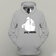 Load image into Gallery viewer, Fashion Big Hero 6 Baymax Hoodie Men Hoodie Lover's Clothes 2