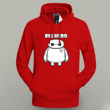 Load image into Gallery viewer, Fashion Big Hero 6 Baymax Hoodie Men Hoodie Lover's Clothes