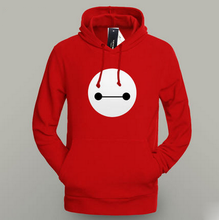 Load image into Gallery viewer, Fashion Big Hero 6 Baymax Hoodie Men Hoodie Lover's Clothes 1