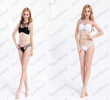 Load image into Gallery viewer, Hot Quality Hollow Out Two-piece Bikini Sets Swimsuits