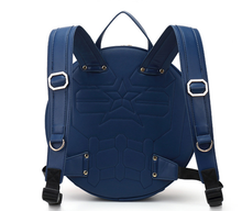 Load image into Gallery viewer, The new Captain America shield bag backpack