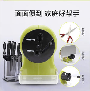Swifty Sharp Electric Grinder Quick Grinder Manual Grinder Multi - purpose Grinder Grinding scissors Grinding awning