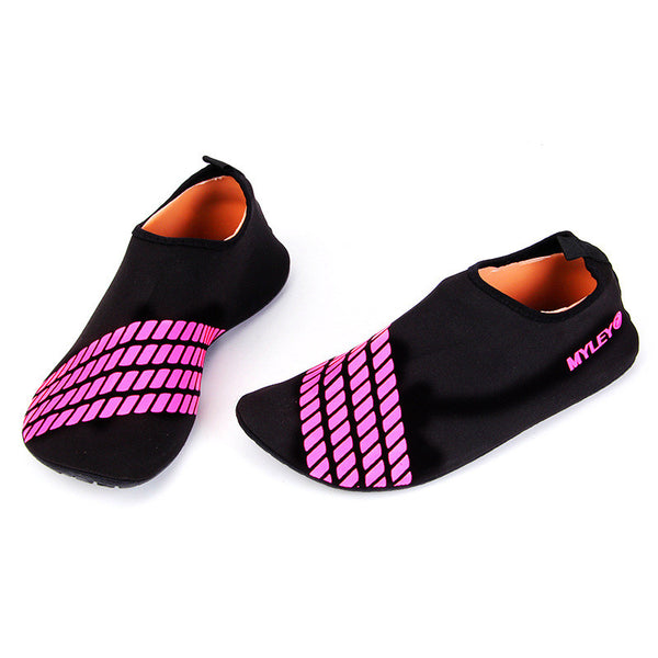 Skin soft shoes, quick - drying, soft shoes, rubber shoes, sandals, sandals, men and women, walking, outdoor sports, wading shoes