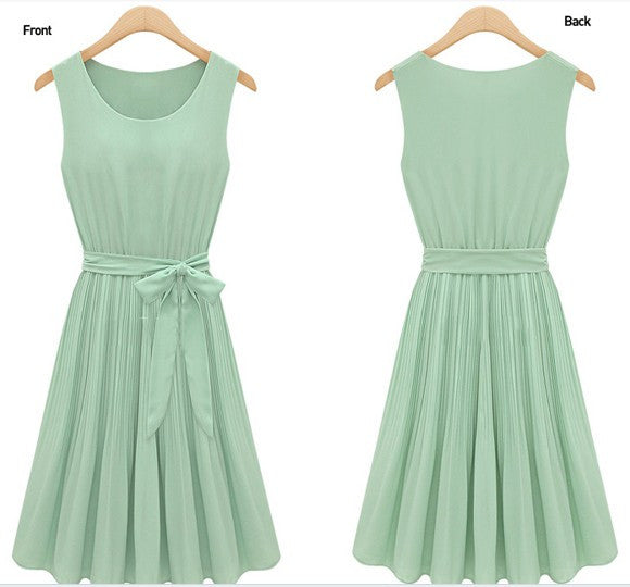 CHERRYDRESS single piece vest skirt Chiffon