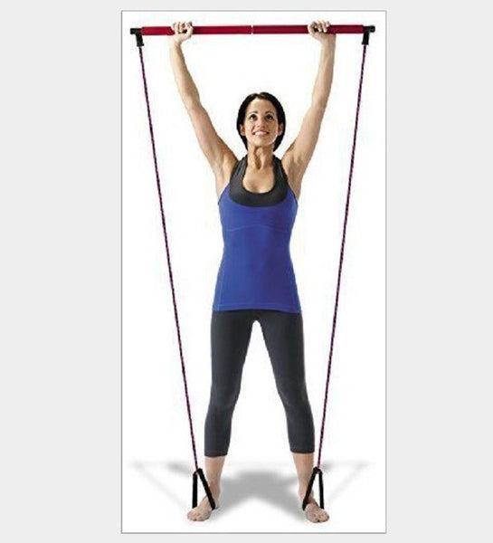 Portable Pilates Ladies yoga feet Pedal puller Pull rope Yoga rally Armor Arm and rod