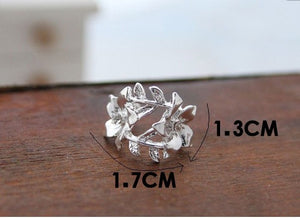 Hot jewelry pierced ear bones single earrings ear clip special gift