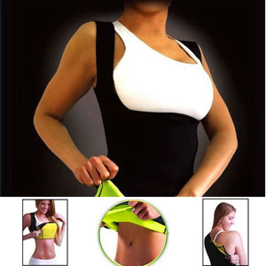 Waist Training Vest Movement Yoga Clothing Breast Care Body Sculpting Clothing Abdomen Fat Burning Fitness Shaper Clothing