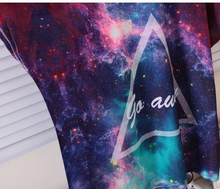 Star triangle T-shirt 2