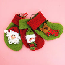 Load image into Gallery viewer, Set Of 6 Christmas Santa Claus Socks Xmas Stockings