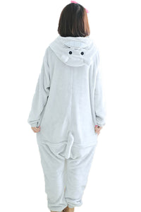 Totoro Pajamas Halloween Costume Cosplay Homewear Lounge Wear