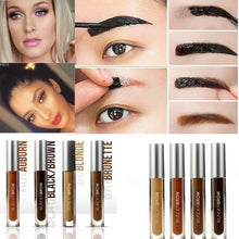 Load image into Gallery viewer, Semi-permanent waterproof anti-decolorizing magic eyebrow eyebrow paste / eyebrow cream