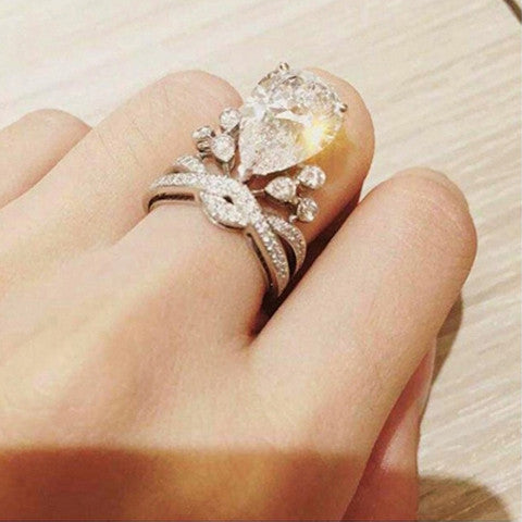 Crown For Love Ring