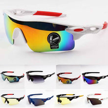 Load image into Gallery viewer, Men Sports Cycling Eyewear Bicycle Bike Sunglasses Women Riding Goggles